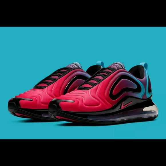 NEW Nike Air Max 720 Gradient CJ0766 600 Size 10.5 NWT